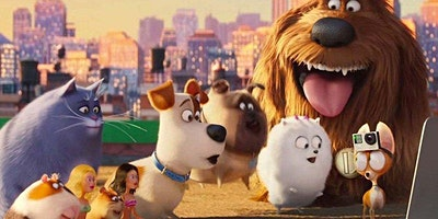 Family-Movie Night |The Secret Life of Pets