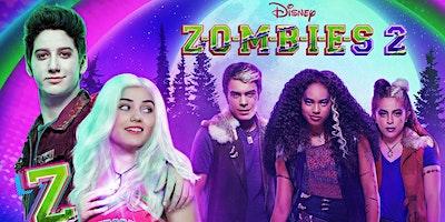 Family-Movie Night  Zombies 2
