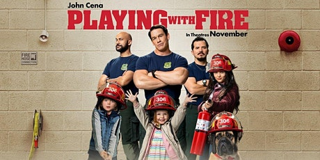 Family-Movie Night |Playing with Fire tickets