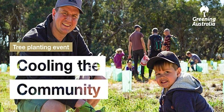 Cooling the Community - tree planting tickets