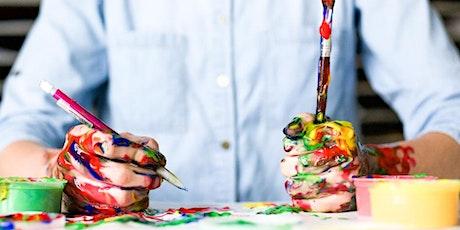 Monash Business School Artist-in-Residence Program Gallery Talk tickets