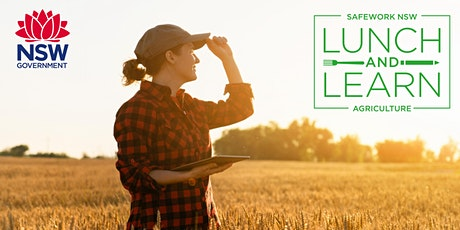 Women In Agriculture Lunch and Learn Series 2021 - Leeton tickets