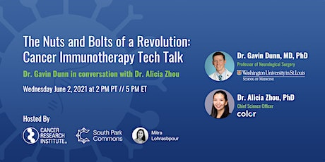 The Nuts and Bolts of a Revolution: Cancer Immunotherapy Tech Talk tickets