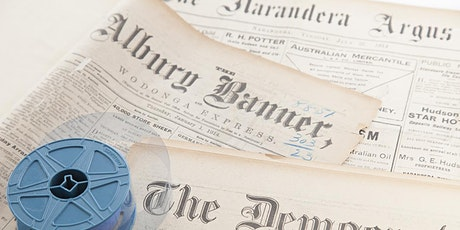 Family history month: Why old newspapers are great for family research tickets
