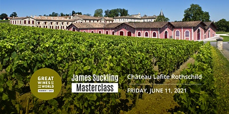 Great Wines of the World Masterclass: Château Lafite Rothschild tickets