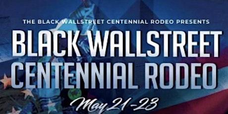 Black Wall Street Rodeo tickets