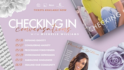 Michelle Williams: Checking In Conversations tickets