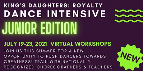 King's Daughters: Royalty Dance Intensive - Junior Division tickets