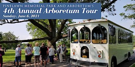 Pinelawn's 4th Annual Arboretum Tour tickets