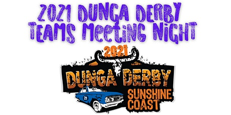 Dunga Derby Sunshine Coast Teams Meeting tickets