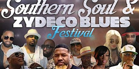East Texas Soul, Blues & Zydeco Festival tickets