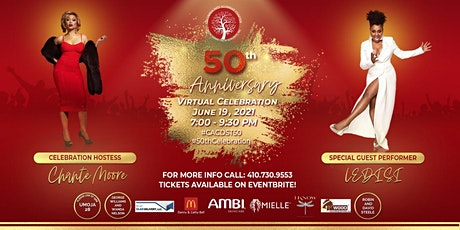 50 - It's Golden: A Legacy of Sisterhood, Service and Scholarships tickets