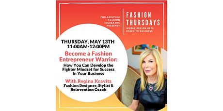 Fashion Thursdays with Regina Kravitz tickets