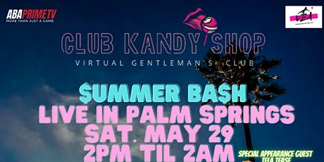 $ummer BA$H in Palm Springs tickets