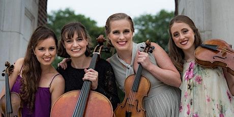 Quartet Salonnières: Boccherini, Haydn & Mozart tickets