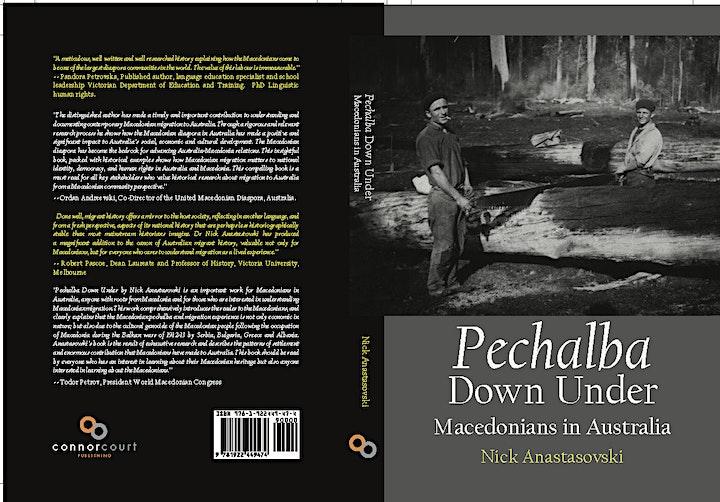 Launch of Pechalba Down Under: Macedonians in Australia image
