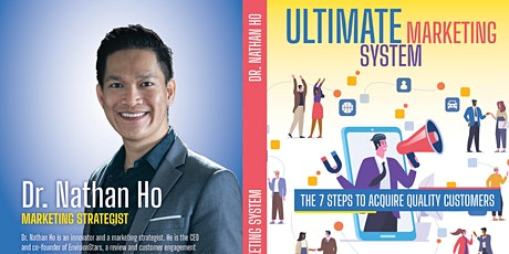 Ultimate Marketing System tickets