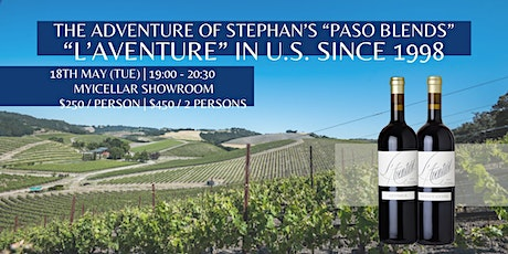 "The Adventure of Stephan's ""Paso Blends"" - ""L'Aventure"" in U.S. since 1998 tickets"