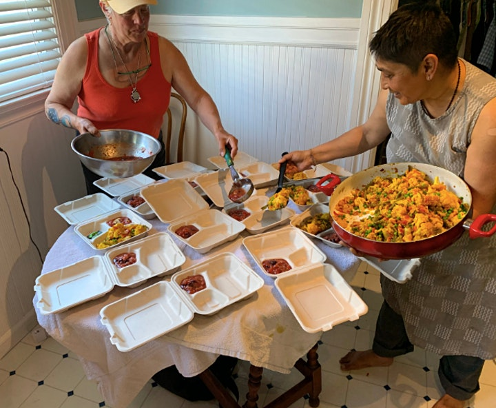 Indian Home Cooked Meals from Ma's Kitchen (Oakland/Santa Rosa) image