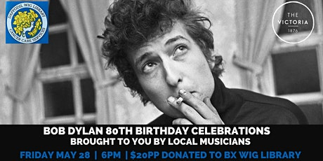 Bob Dylan Birthday Celebration  - 80 years young - A night to remember tickets