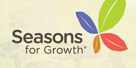 Seasons for Growth Workshop 4 week program tickets