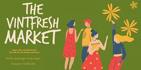 The VINTFRESH Market tickets