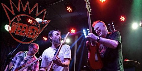 Weened (Ween Tribute band)  play live at Cherry! Saturday June 12th tickets