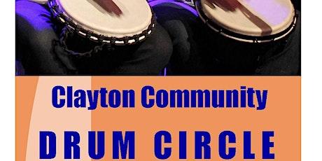 Clayton Community Drum Circle tickets