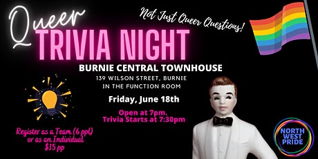 Queer Trivia Night tickets
