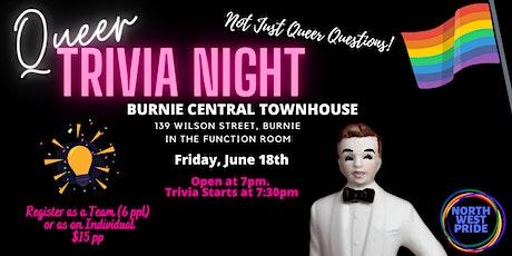 Queer Trivia Night tickets