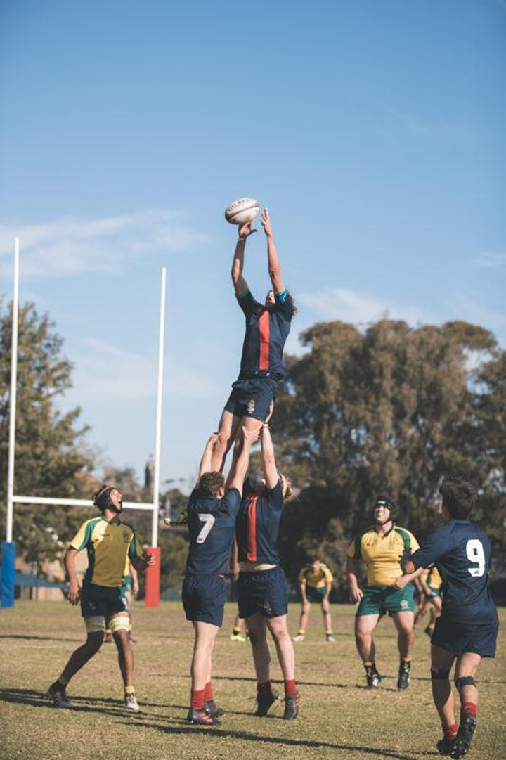 BGS Rugby Parent's World Cup 2021 image