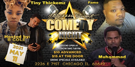 Tuesday Night Comedy at Studio 2226 tickets