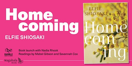 Elfie Shiosaki: Homecoming Book Launch tickets
