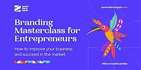 Branding Masterclass for Entrepreneurs tickets
