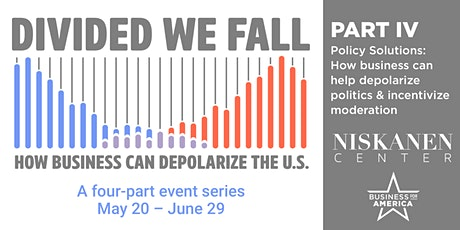 DIVIDED WE FALL: How Business Can Depolarize the US • Part 4 tickets