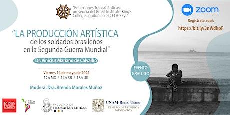 La producción artística de los soldados brasileños en la 2da Guerra Mundial entradas