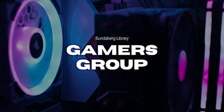 Gamers Group - Bundaberg Regional Libraries tickets