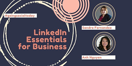 LinkedIn Essentials for Business tickets