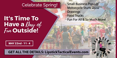 Small Business Pop-Up, Spring Festival May 22 Stunt Bikes & Food Vendors tickets