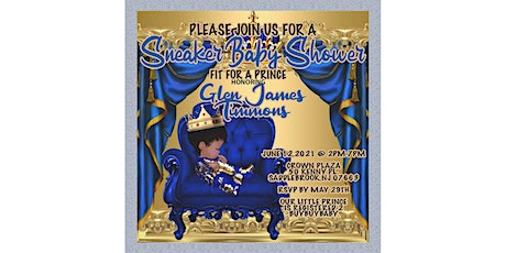 GeeJay's Baby Shower tickets