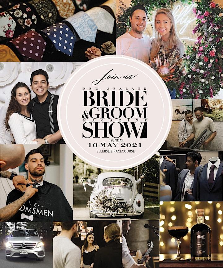 Bride & Groom Wedding Show 2021 image
