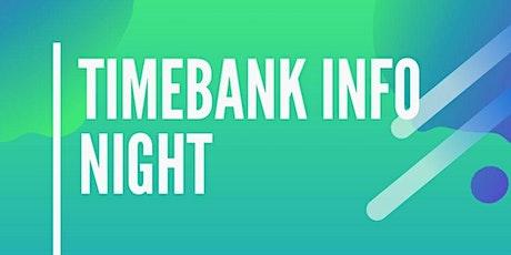 TimeBank Information Night tickets