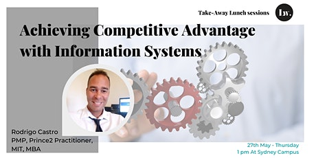 Achieving Competitive Advantage with Information Systems tickets