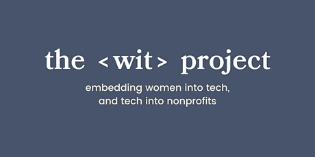 The  WIT Project Fellowship Information Session tickets