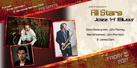 All Stars Jazz n Blues tickets