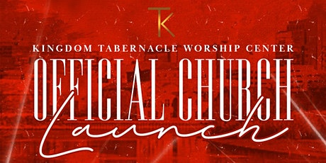 Official Church Launch Celebration tickets