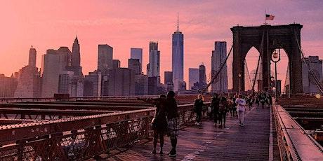 Singles Date Walking - Brooklyn Bridge tickets