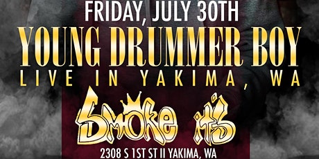 Young Drummer Boy Live in Yakima tickets