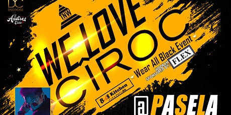 We Love Ciroc(Wear All Black Event) tickets