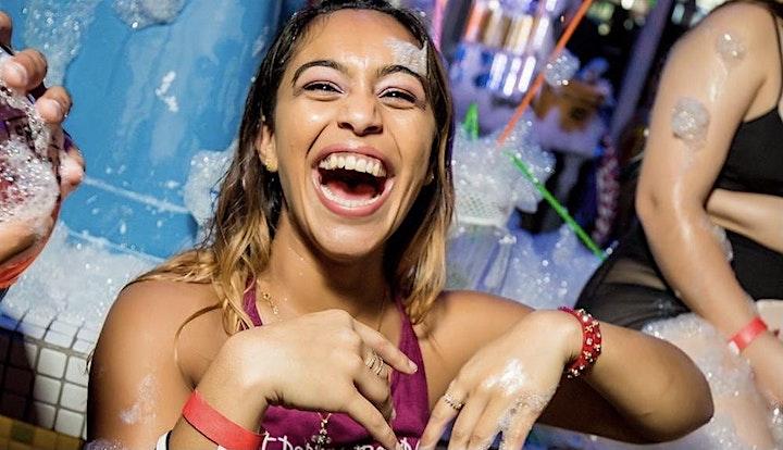Foam Wet Fete Backyard Foam Party image